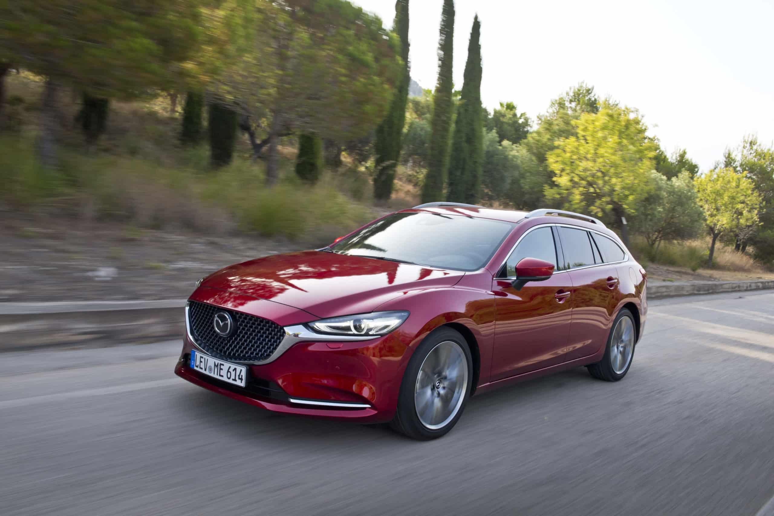 Mazda 6 Kombi 2.0 Skyactive-G Prime-Line
