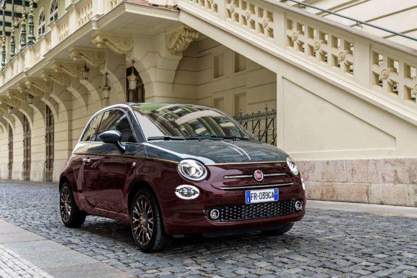 KRACHER! Fiat 500 Leasing für 55 Euro im Monat brutto [Vorlauffahrzeug]