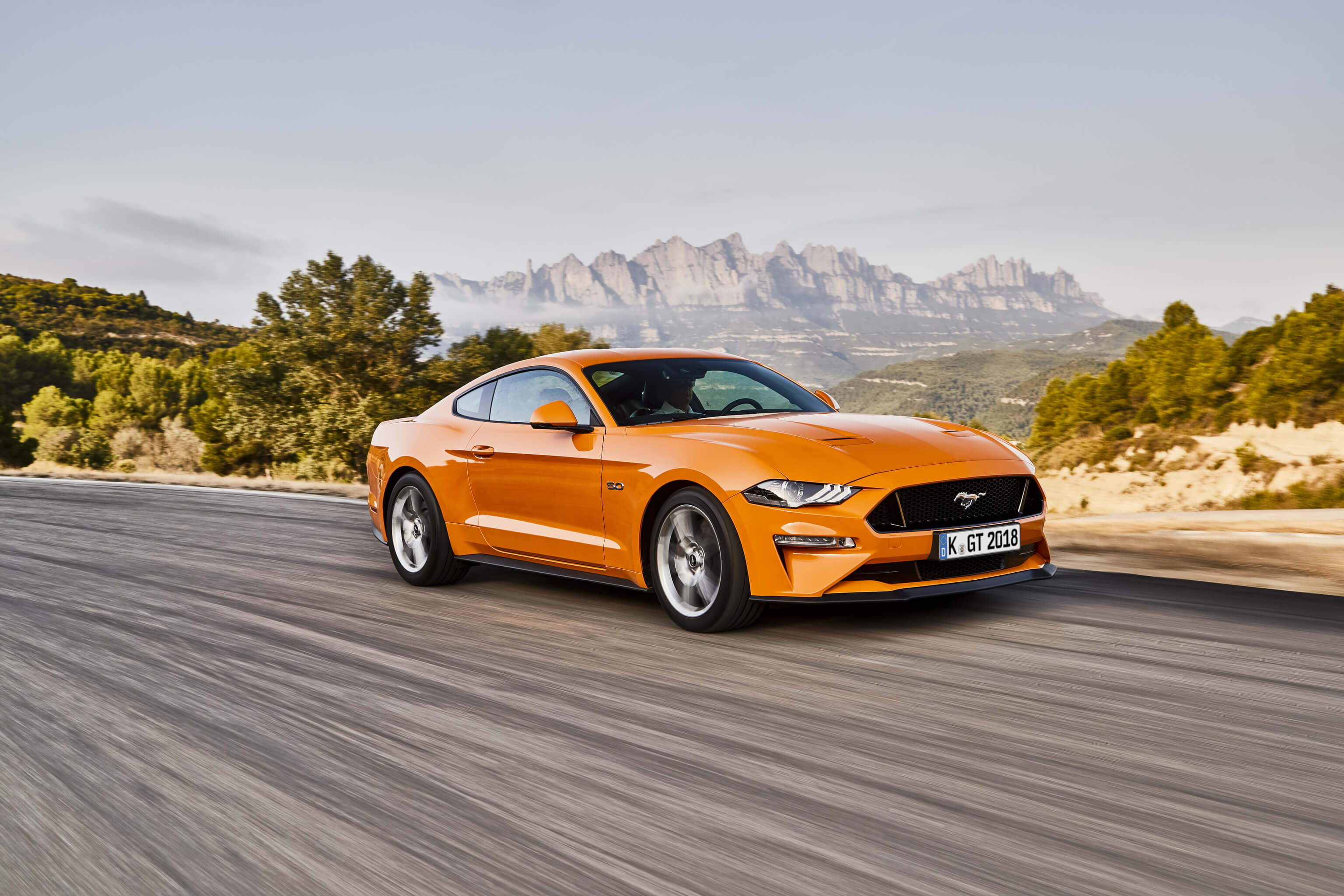 Ford Mustang 5.0 V8 Facelift