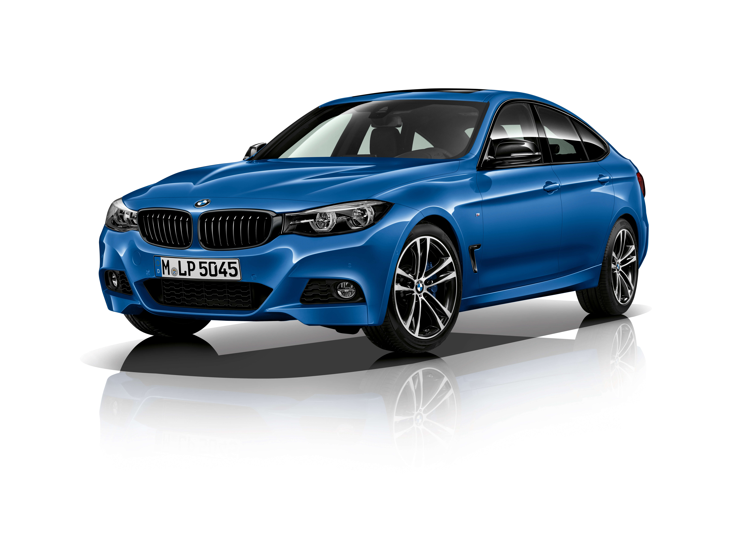 BMW 3er F34