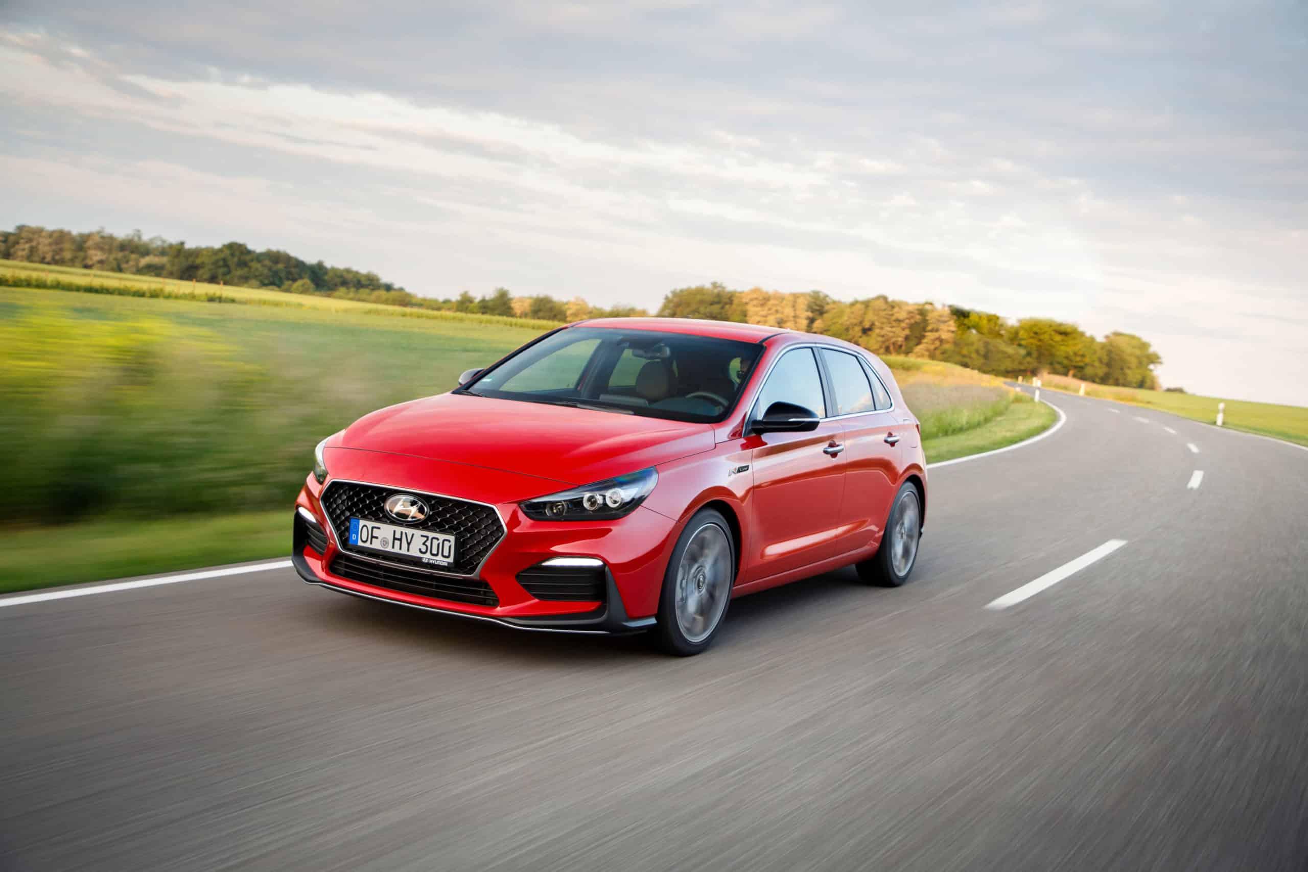 Hyundai i30 1.4 YES! Leasing für 66,39 Euro im Monat netto
