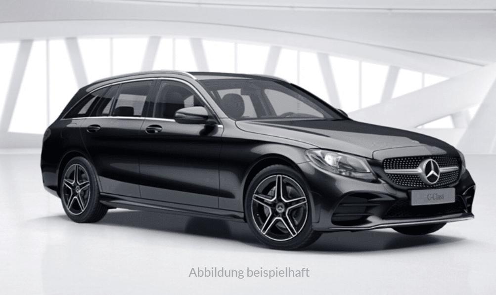 Mercedes Benz C 180 T-Modell Avantgarde