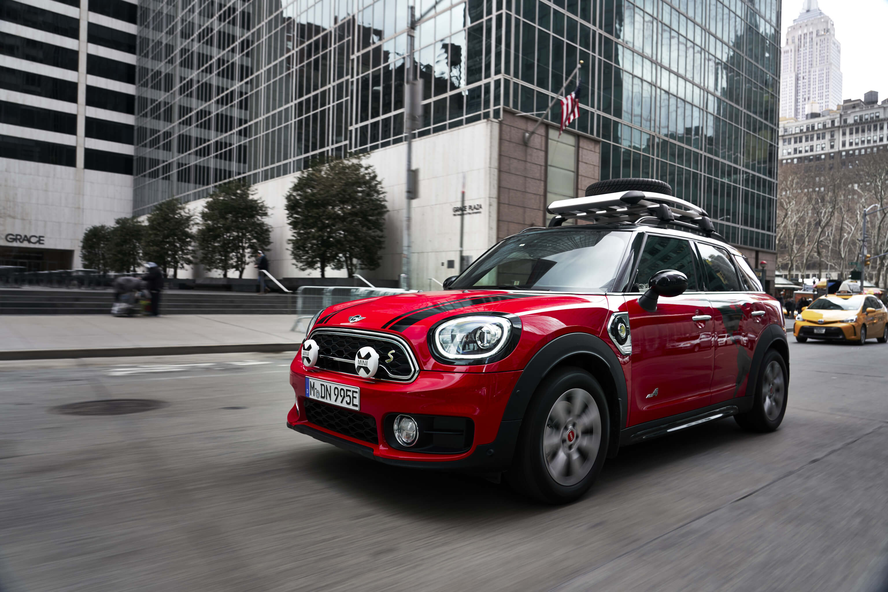 Mini Cooper Countryman Hybrid