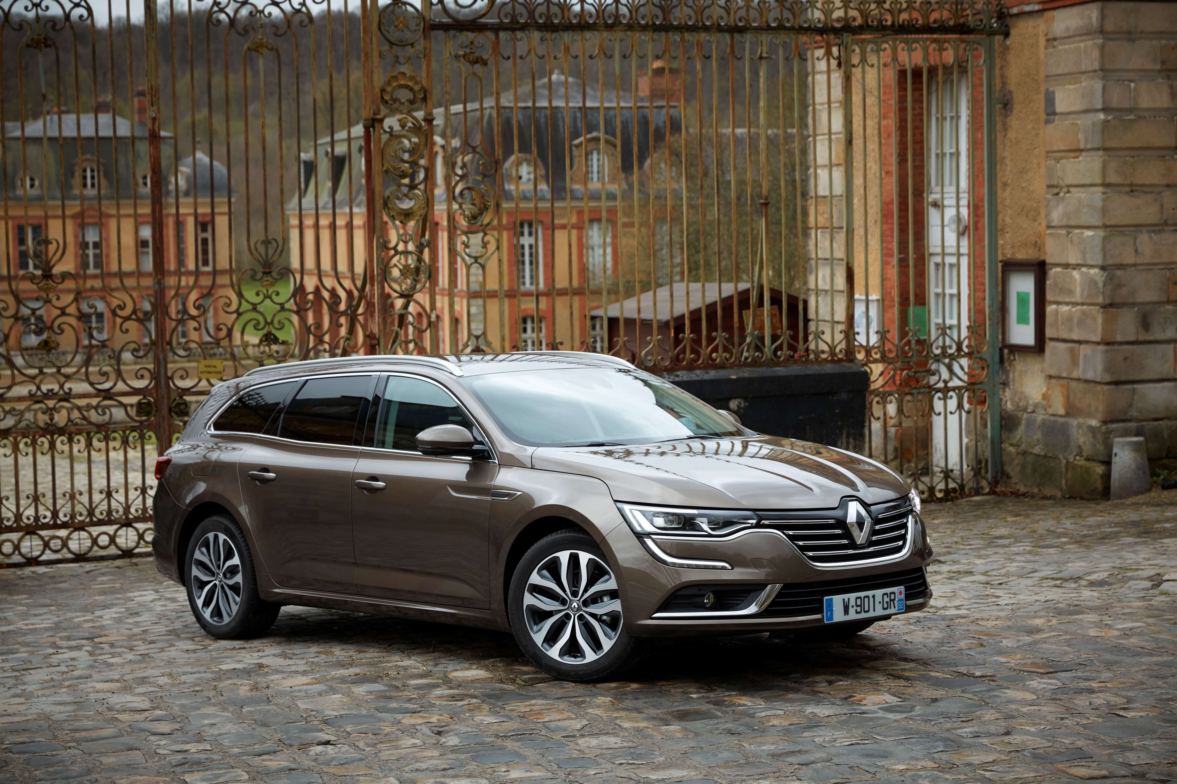 Renault Talisman Grandtour LIMITED TCe 160 EDC GPF