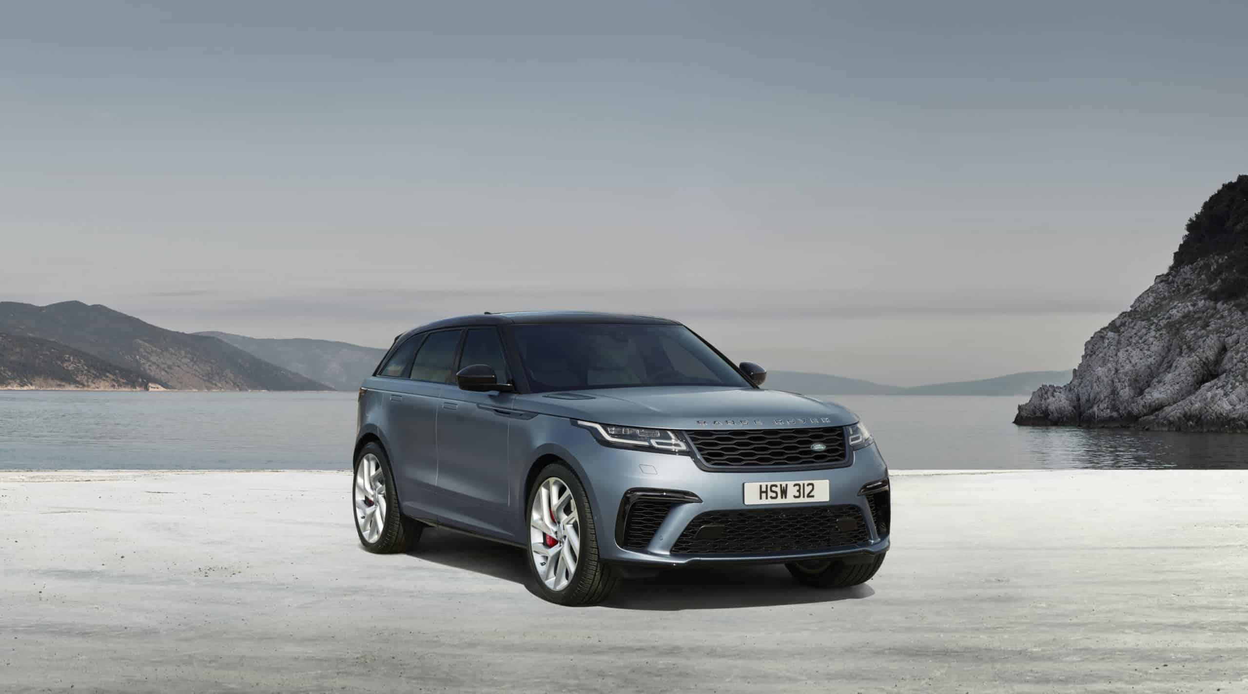Land Rover Range Rover Velar D300 Automatik