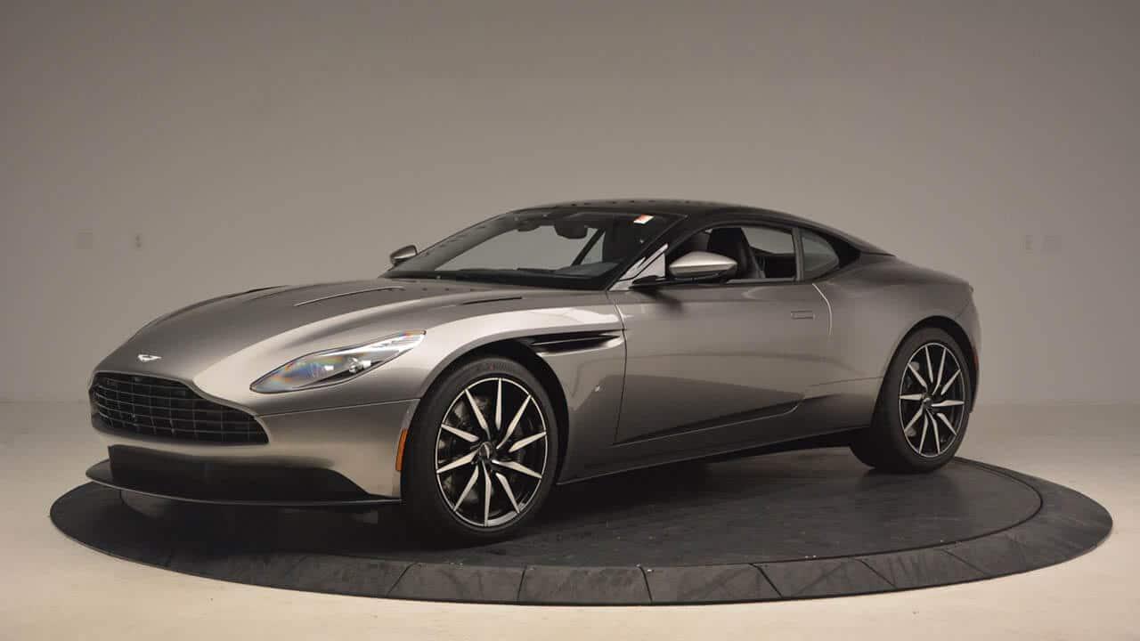 Aston Martin Db11 V12 Coupé Leasing Für 1 980 Euro Im Monat Brutto Vorführwagen Sparneuwagen De