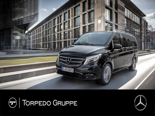 Mercedes-Benz Vito Tourer Pro
