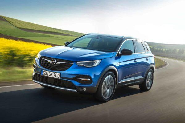 HOT! Opel Grandland Leasing für 133 (237) Euro im Monat netto [Lagerwagen, BAFA]