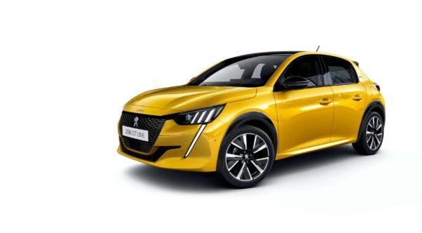 HOT! Peugeot 208 Leasing für 95 Euro im Monat brutto [Neuwagen]