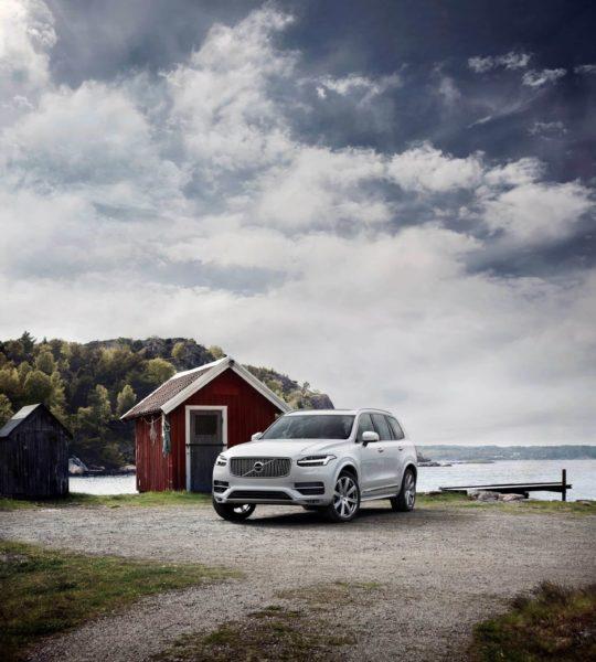 HOT! Volvo XC 90 T8 Recharge Inscription Expression Leasing für 351 (482) Euro im Monat netto [BAFA, inkl. Full Service]