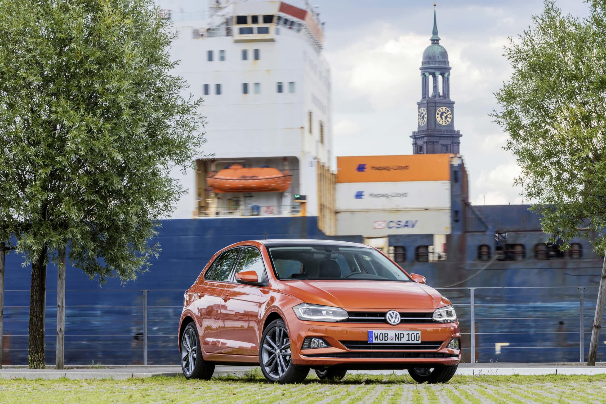 Volkswagen Polo Comfortline 1,0 l
