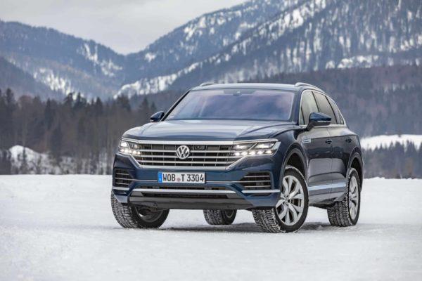 HOT! Volkswagen Touareg e-Hybrid Leasing für 389 (493) Euro im Monat netto [Bestellfahrzeug, BAFA, 0,5%-Regelung]
