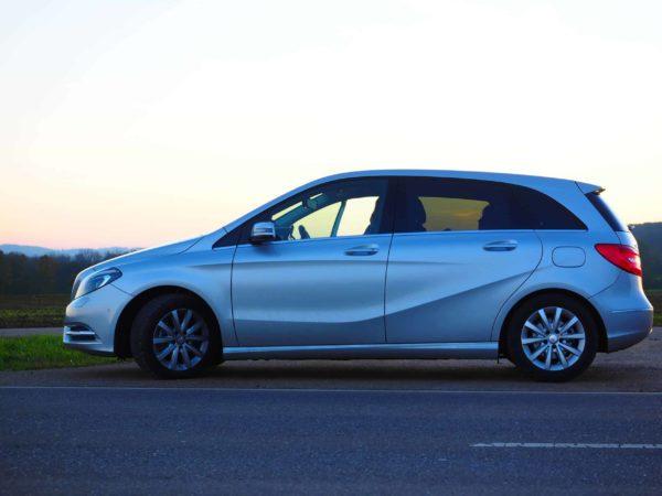 Mercedes-Benz B 250 e DCT Leasing für 129 (316) Euro im Monat brutto [Neuwagen, BAFA, mit Schwerbehindertenausweis]