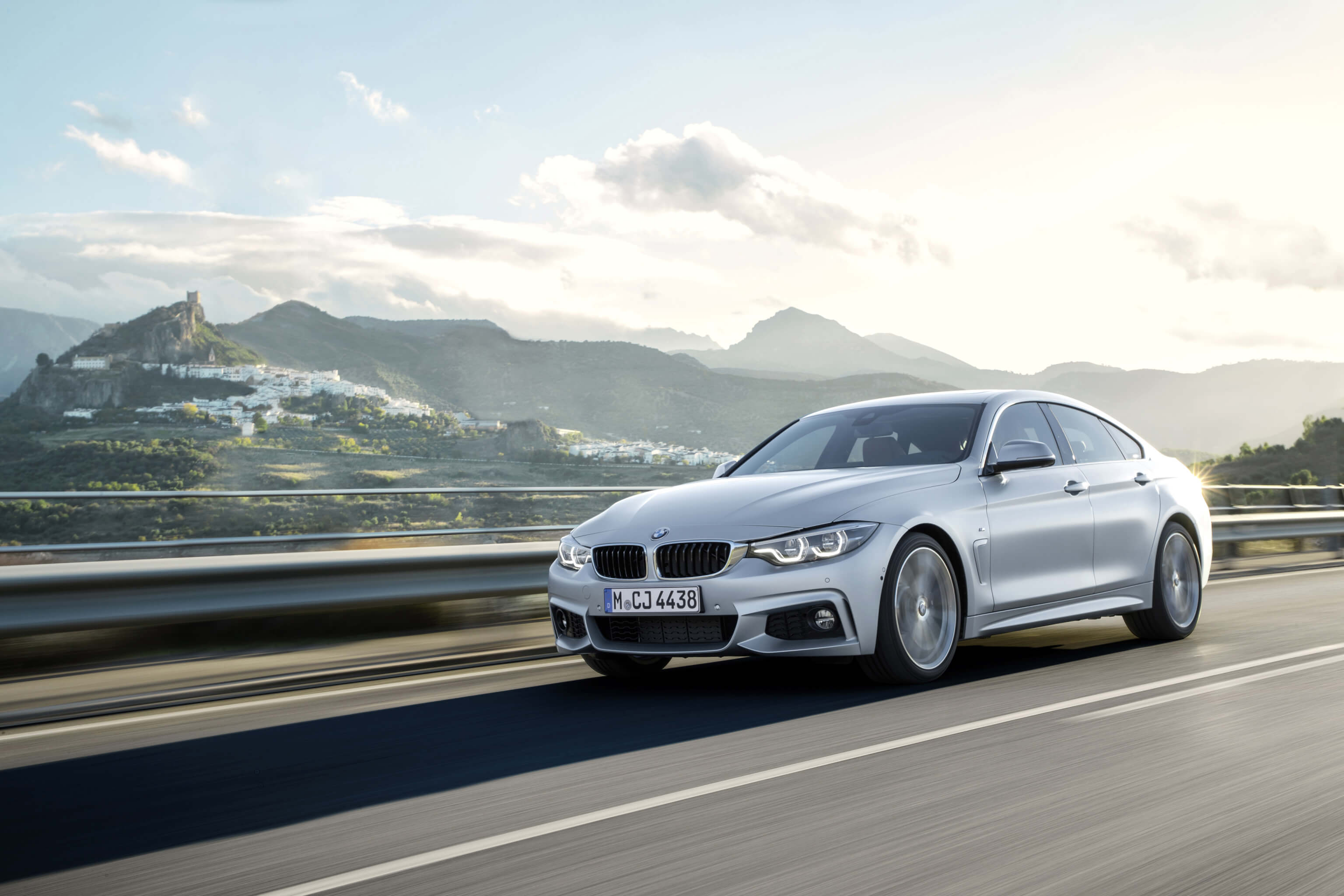 BMW 430 Gran Coupé Sport Line