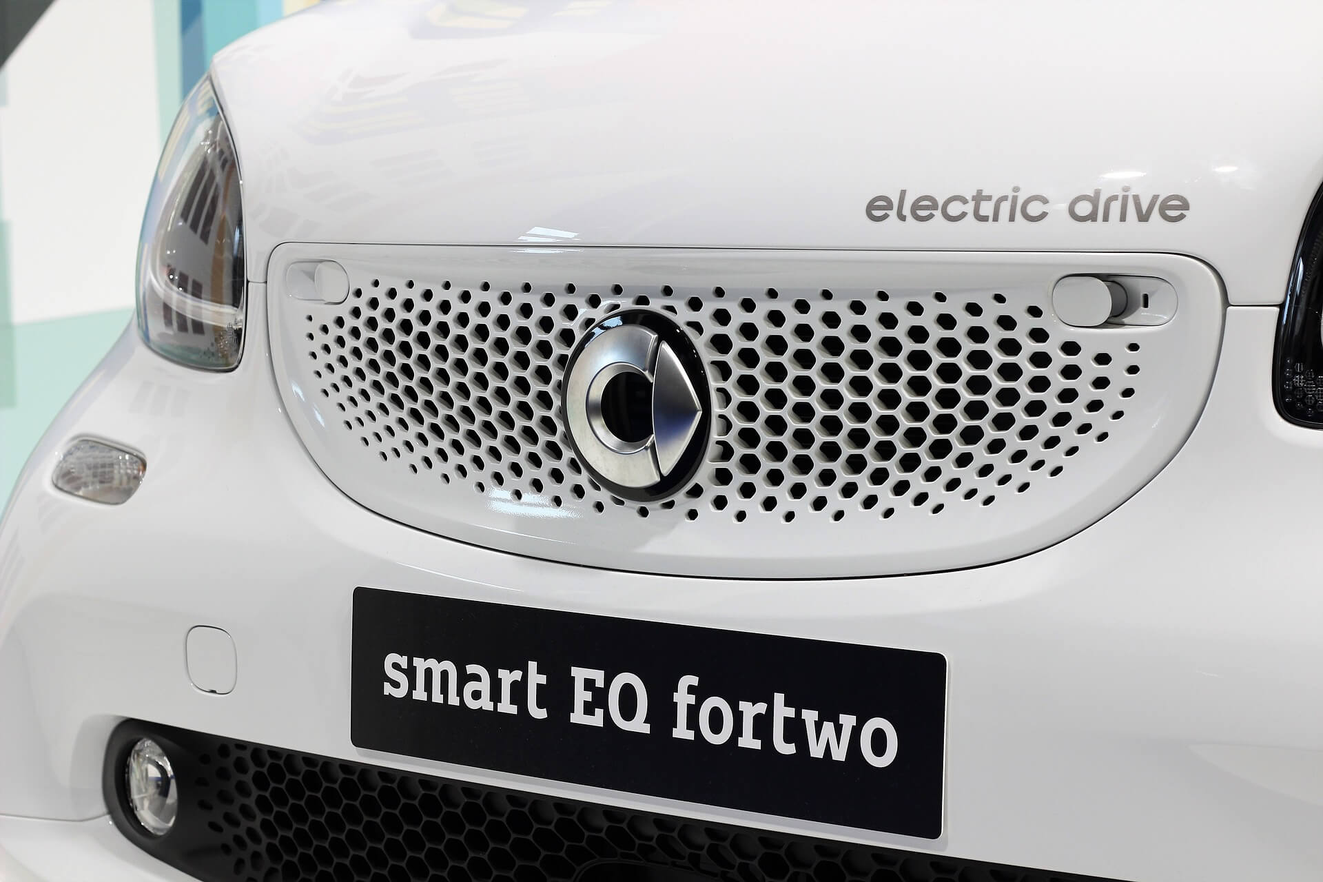 Smart EQ Fortwo Coupé