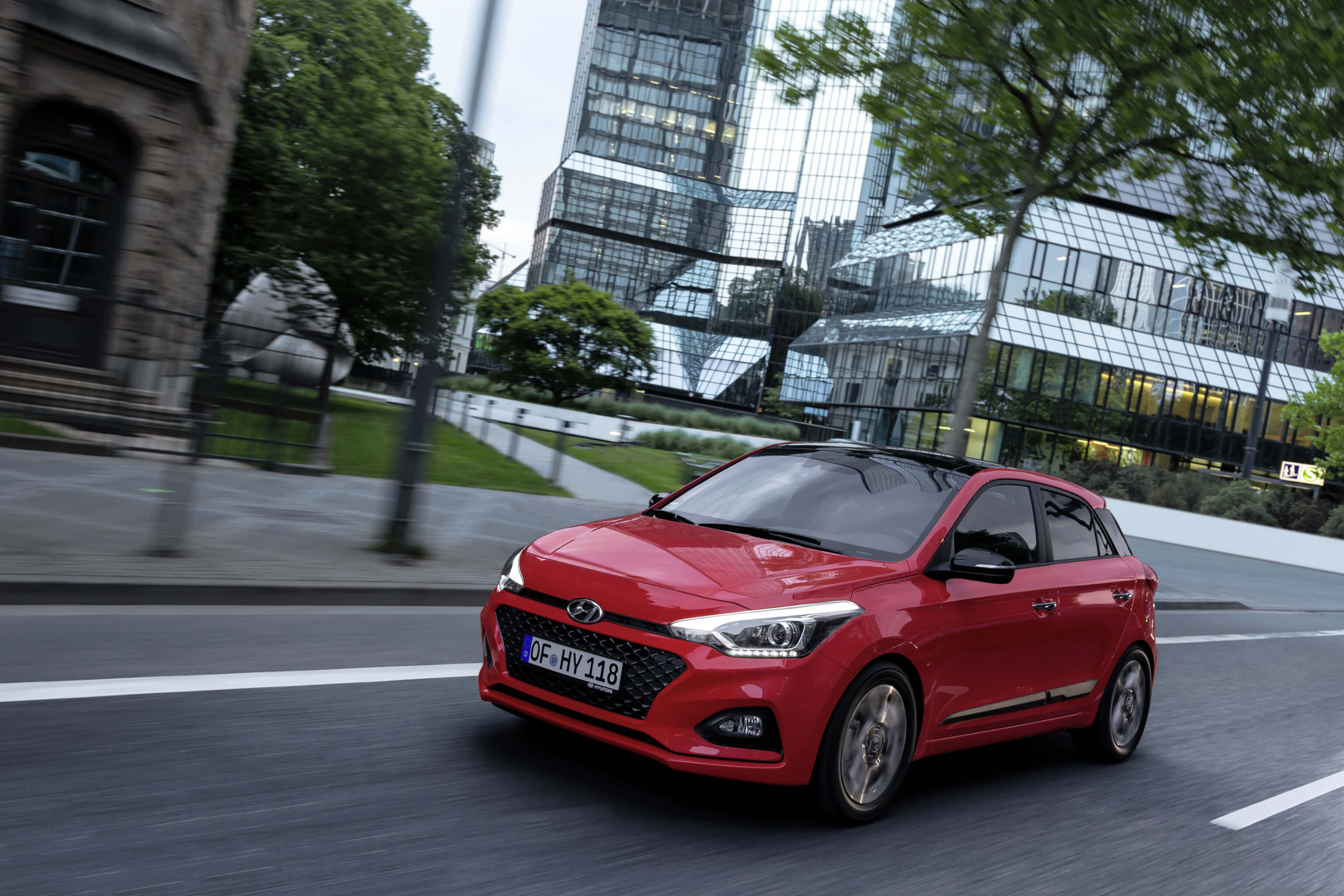 Hyundai i20 1.2 YES!