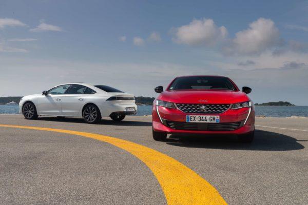 KRACHER! Peugeot 508 Leasing für 176 Euro im Monat brutto [Bestellfahrzeug]