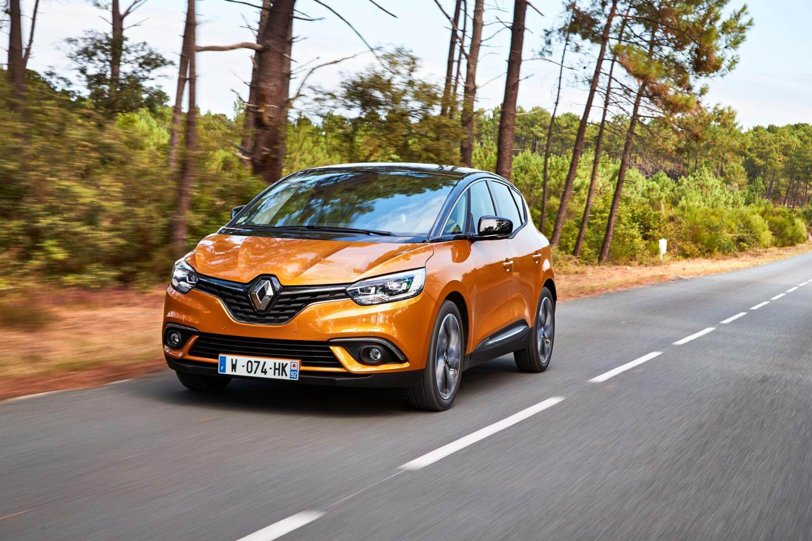 Renault Scenic Limited TCe 140