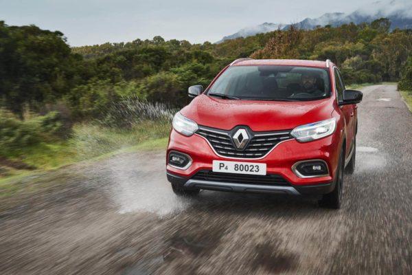 HOT! Renault Kadjar Leasing für 67 Euro im Monat netto [Bestellfahrzeug, inkl. Service]