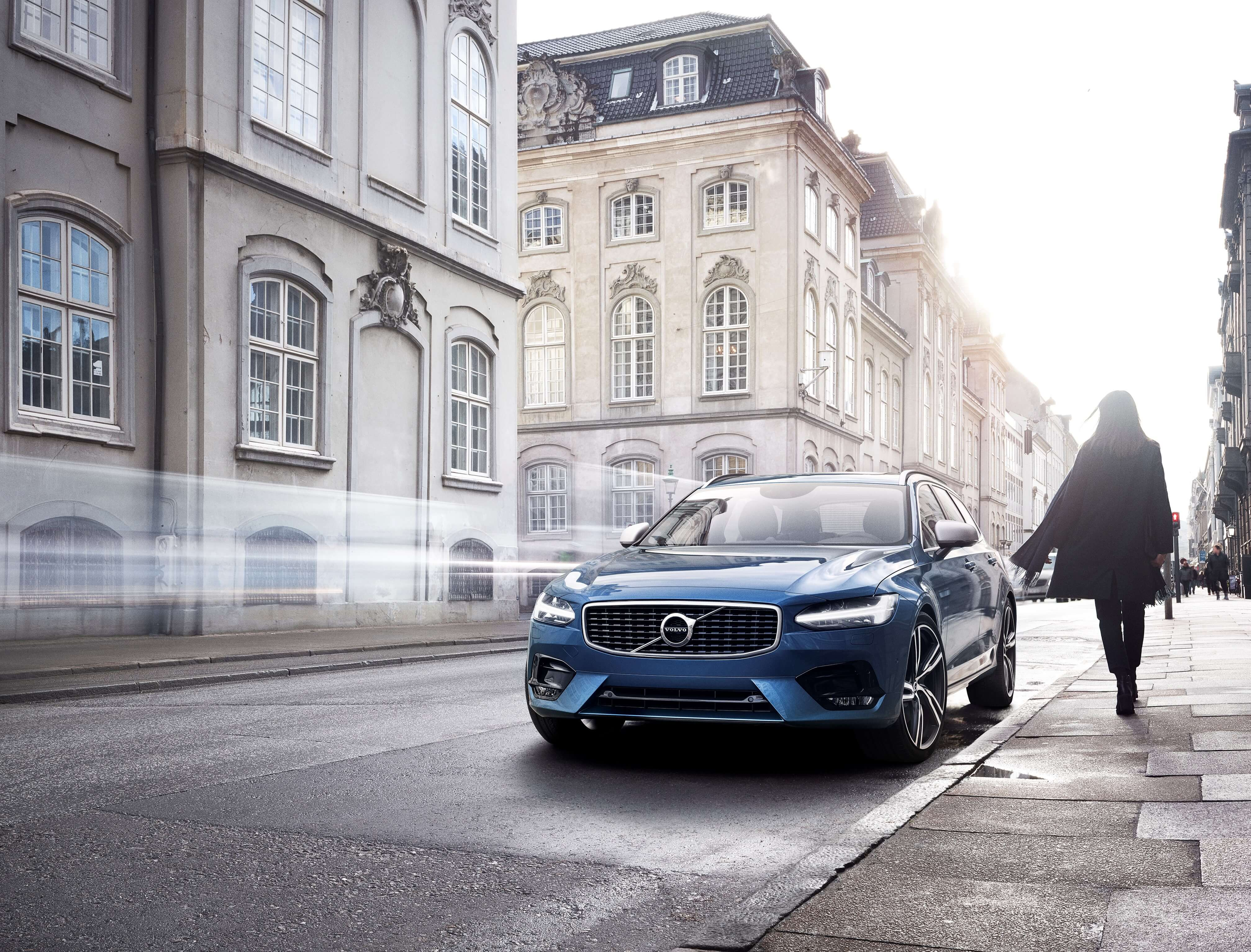 Volvo V90 T4 Geartronic R Design