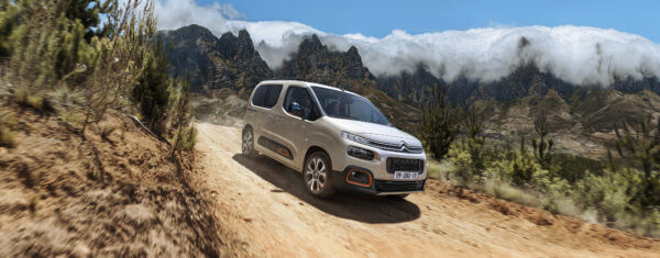 KRACHER! Citroën Berlingo Leasing für 41 Euro im Monat netto [Neuwagen]