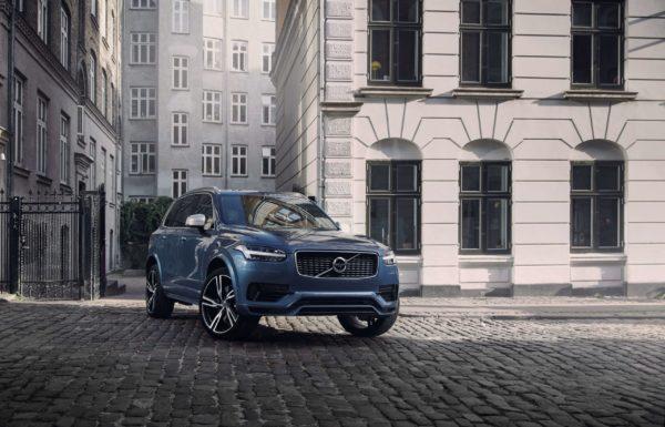 GRANATE! Volvo XC90 Leasing für 410 (488) Euro im Monat netto [Bestellfahrzeug, BAFA, inkl. 12 Monate Ladestrom, 0,5%-Regelung]