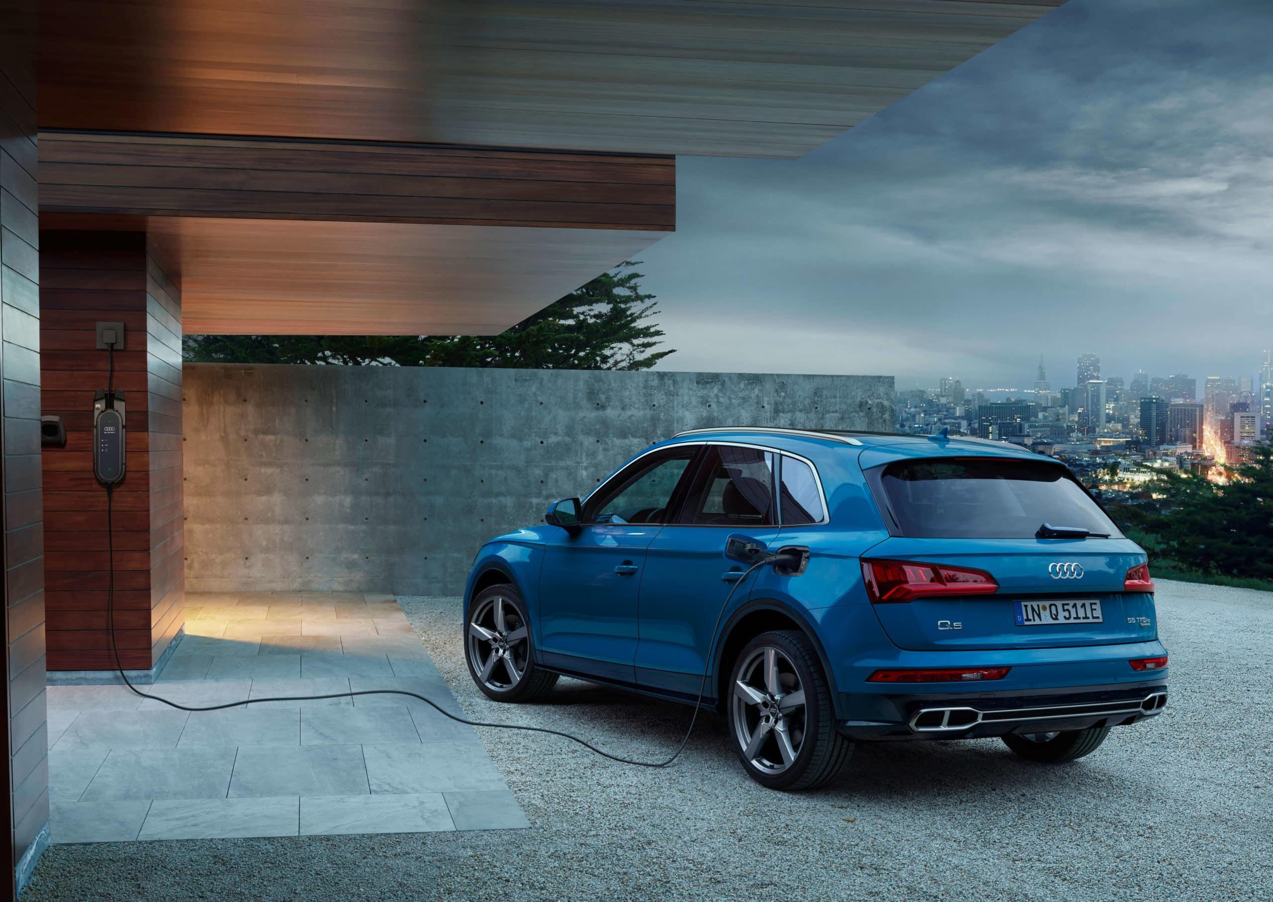 Audi Q5 50 TFSI e