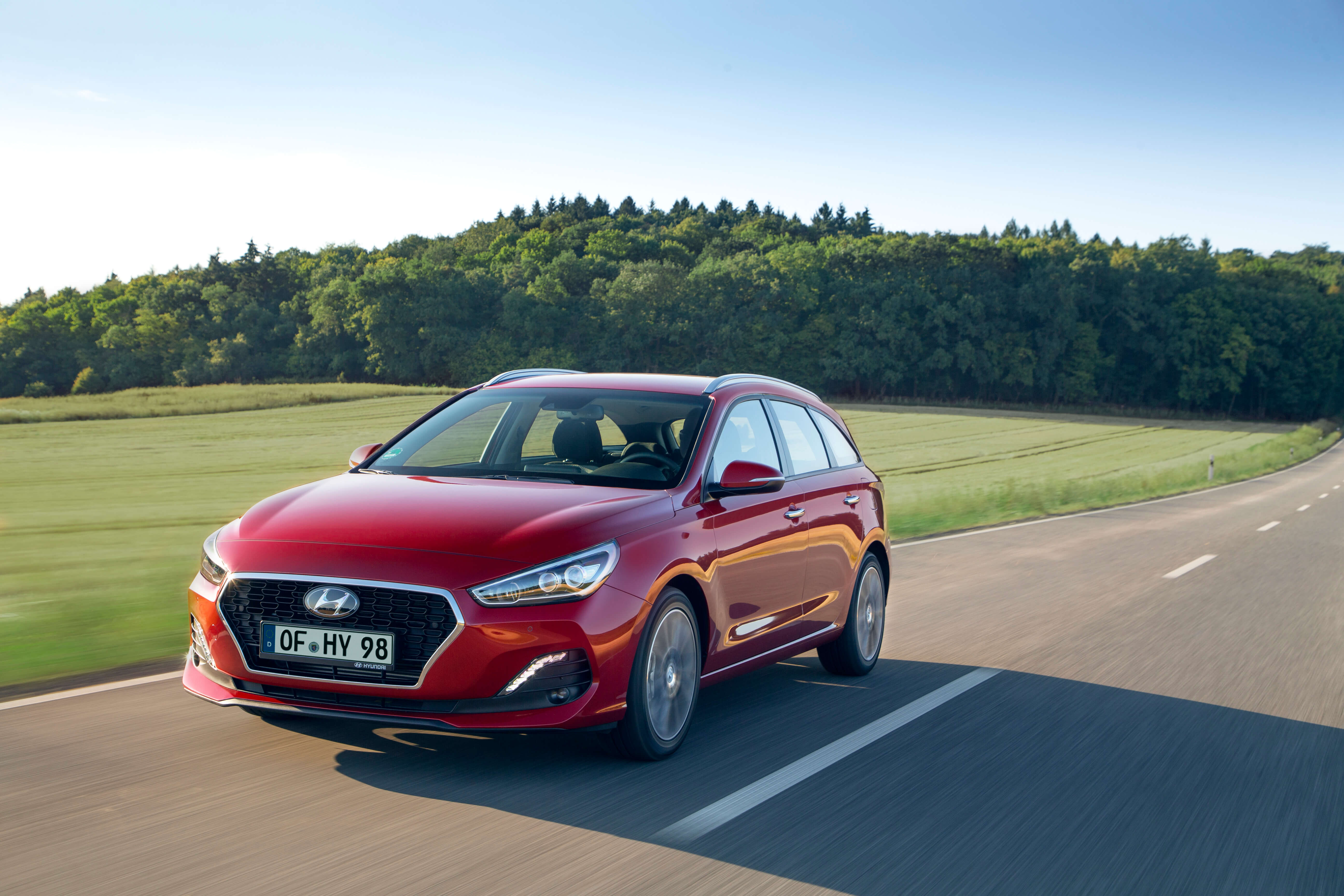 Hyundai i30 Kombi 1.4 Select