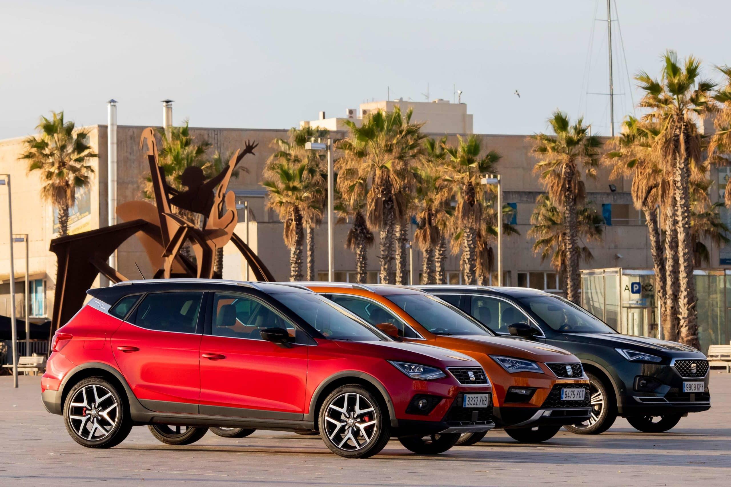 Seat SUV Flotte