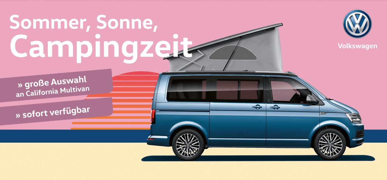 VW California Coast Multivan
