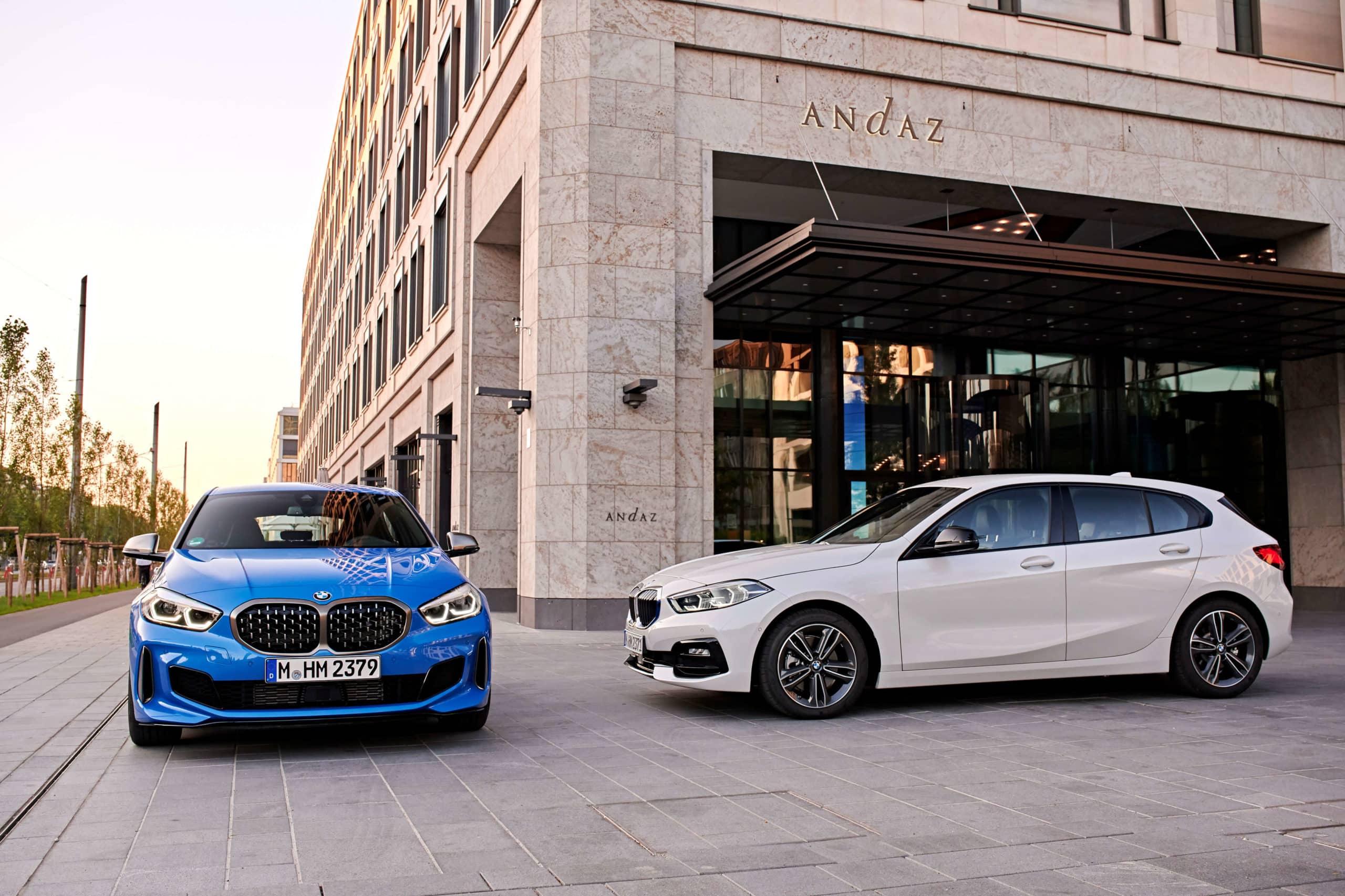 BMW 118i Modell M Sport