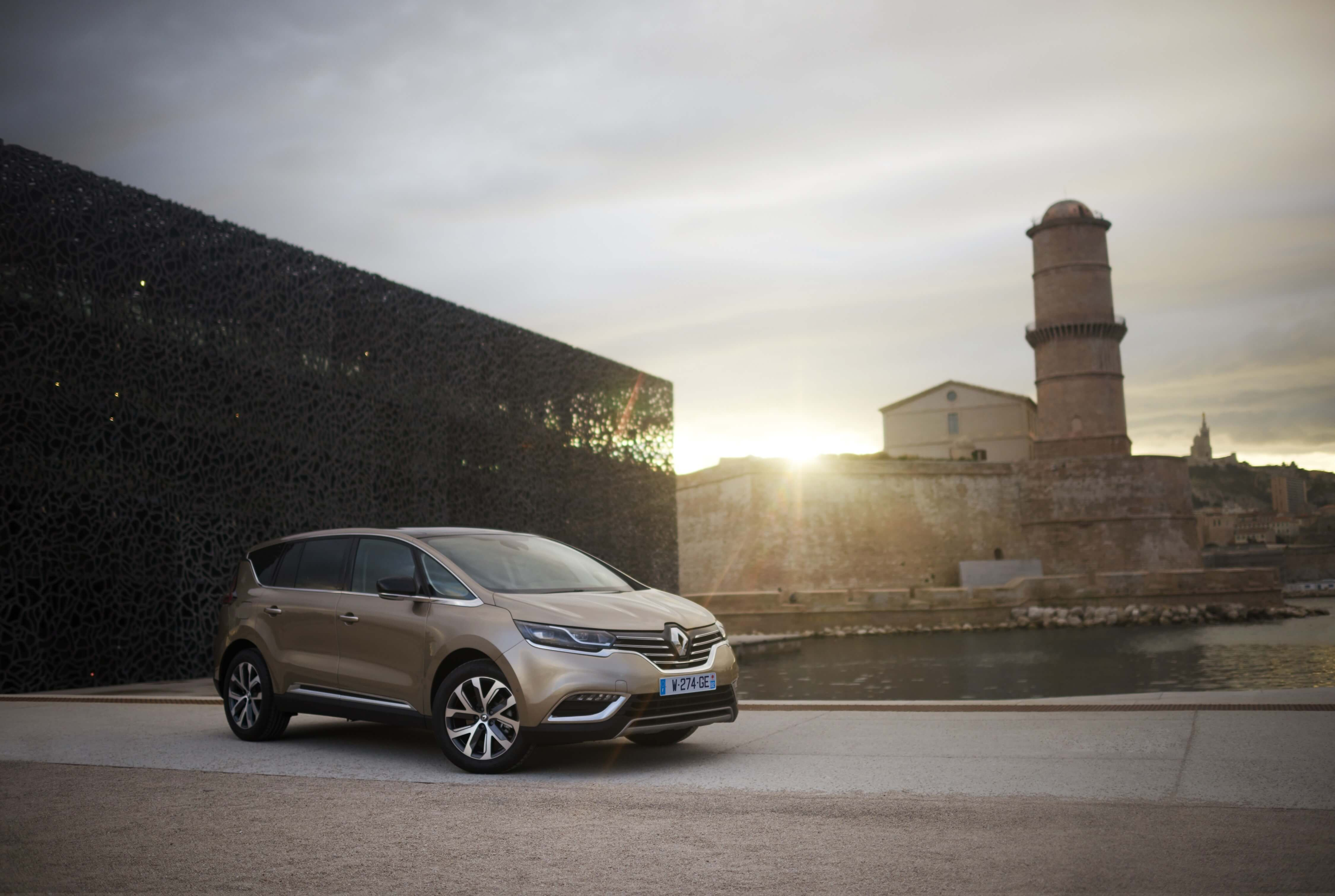 Renault Espace BUSINESS Edition TCe 225 EDC GPF