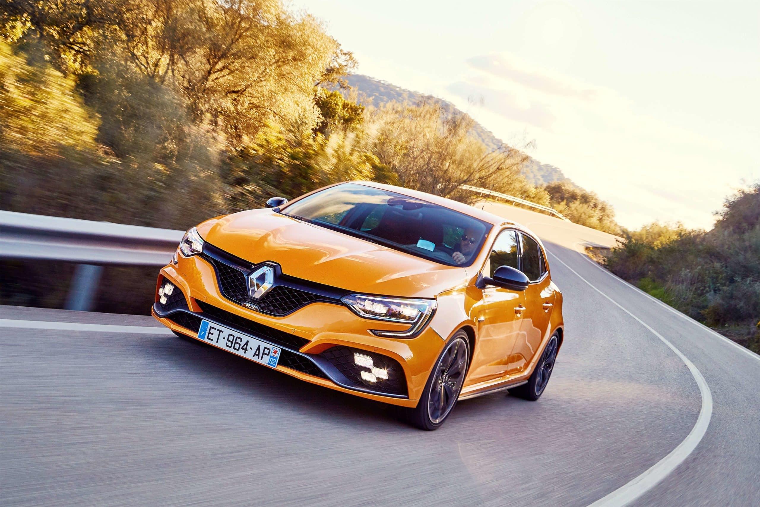 Renault Megane 5-Türer R.S. TCe 280 GPF