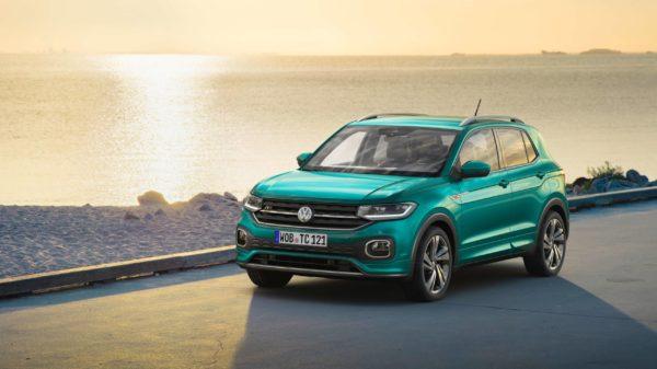 HOT! Volkswagen T-Cross Leasing für 103 Euro im Monat brutto [Bestellfahrzeug, Eroberung]
