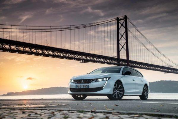 KRACHER! Peugeot 508 SW Leasing für 198 Euro im Monat brutto [Bestellfahrzeug]