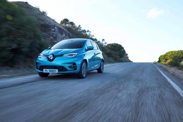 HOT! Renault Zoe Leasing für 74 (242) Euro im Monat netto [Neuwagen, BAFA]
