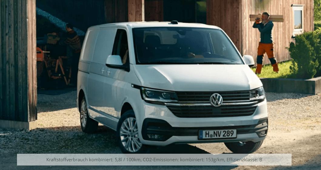 VW Transporter 6.1 Kasten