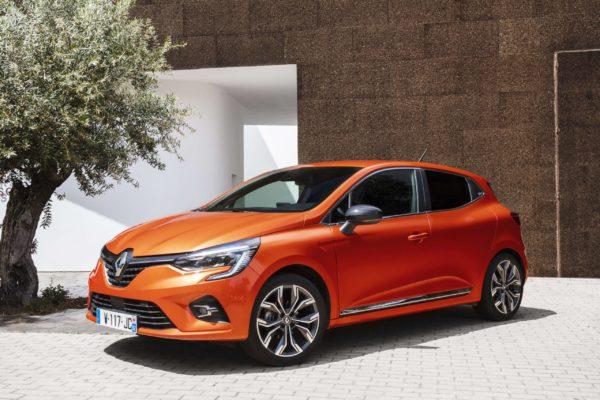 KRACHER! Renault Clio Testleasing für 25 Euro im Monat netto [Lagerwagen]