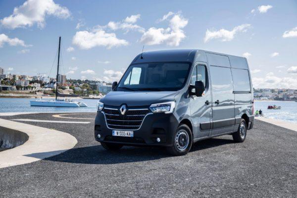 HOT! Renault Master Leasing für 63 Euro im Monat netto [Bestellfahrzeug]