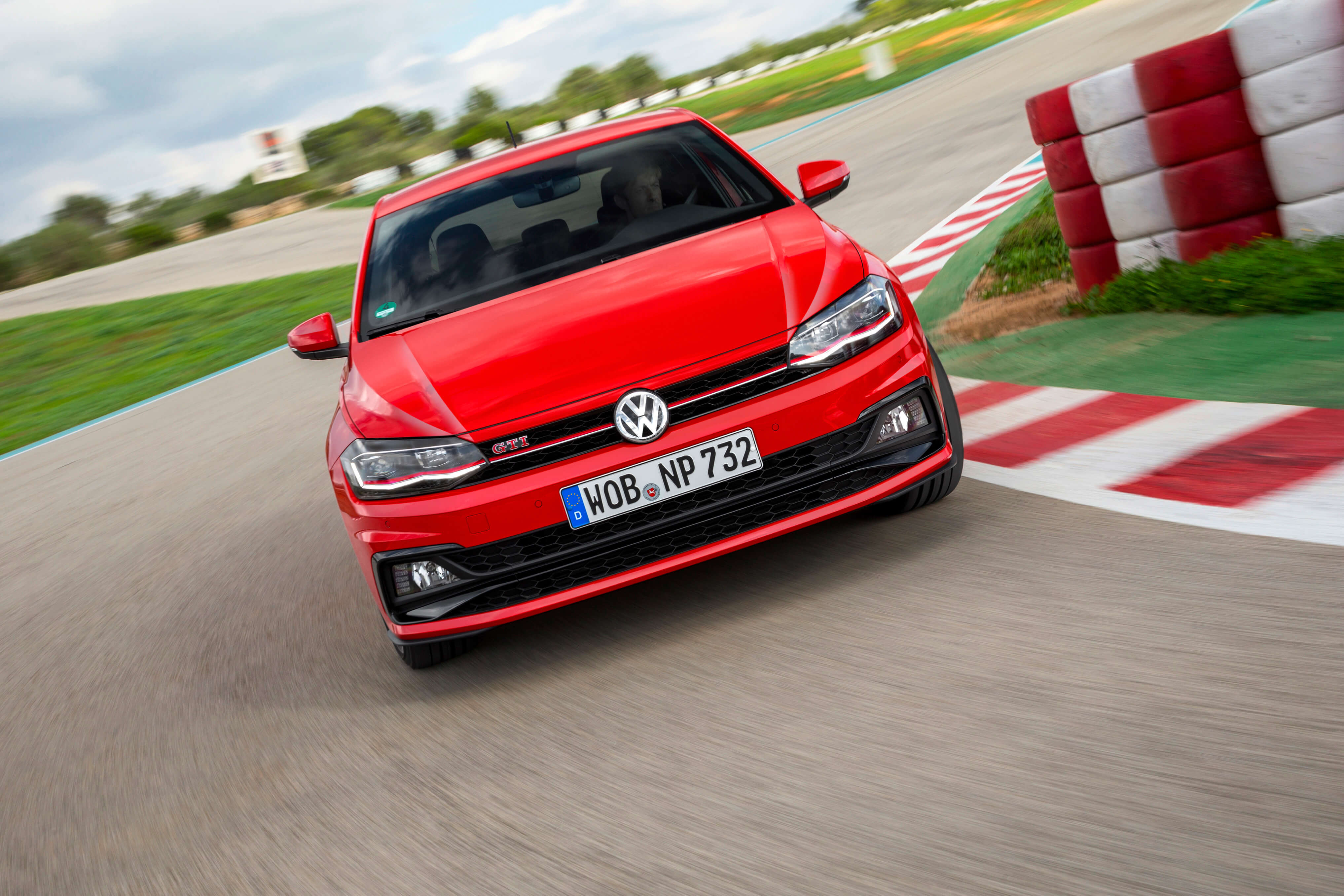 VW Polo VI GTI 2.0 TSI DSG