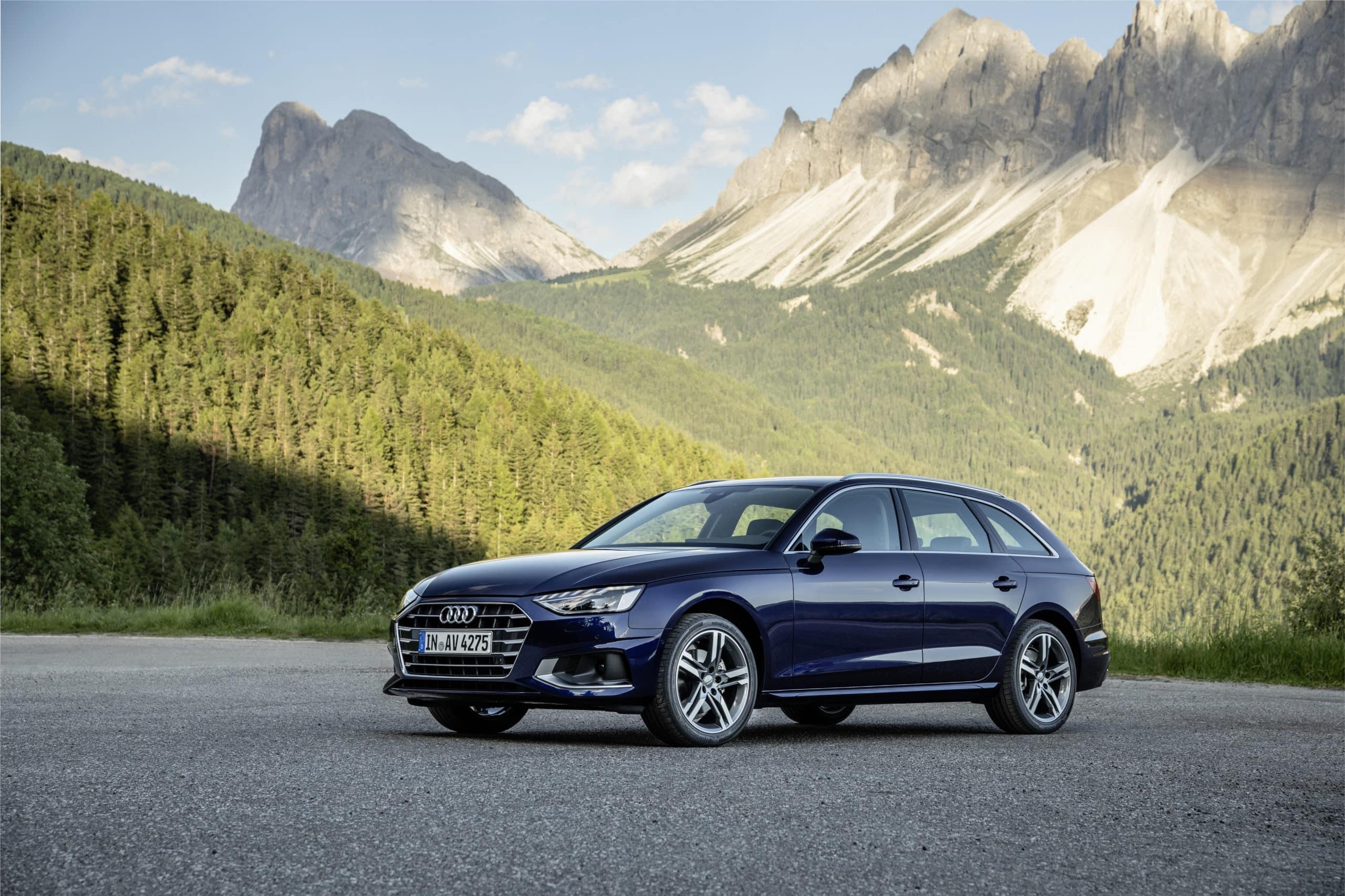 Audi A4 40 Tdi S Tronic S Line Avant Leasing Fur 369 Euro Im Monat Netto Lagerwagen Inkl Full Service Sparneuwagen De