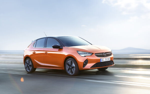 HOT! Opel Corsa-e Leasing für 39 (289) Euro monatlich netto [Neuwagen, BAFA]