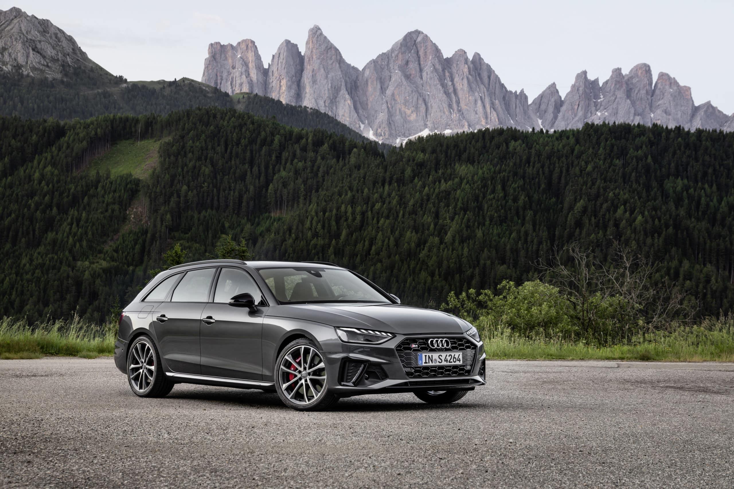 Audi S4 Tdi Avant Leasing Fur 589 Euro Im Monat Netto Lagerwagen Inkl Full Service Sparneuwagen De