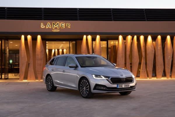HOT! Škoda Octavia Combi RS Leasing für 153 Euro im Monat netto [Bestellfahrzeug]
