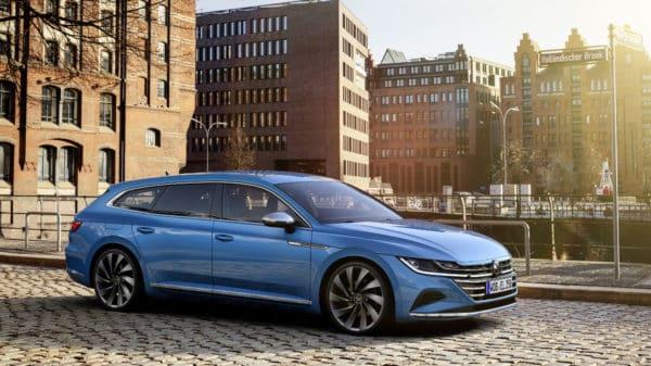 HOT! Volkswagen Arteon Shooting Brake Leasing für 229 (256) Euro im Monat netto [Lagerwagen]