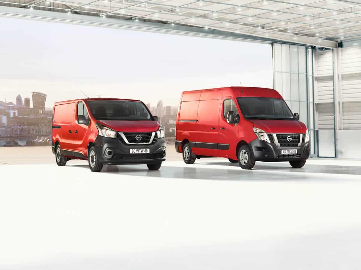 Nissan NV300 und NV400