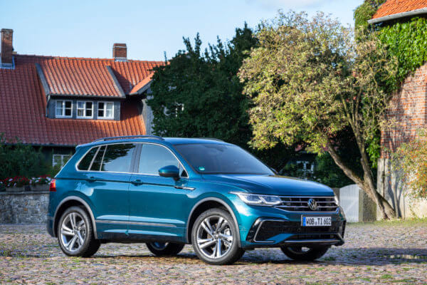 HOT! Volkswagen Tiguan Leasing für 195 Euro im Monat netto [Lagerwagen, inkl. 8-fach-Bereifung+Wartung]