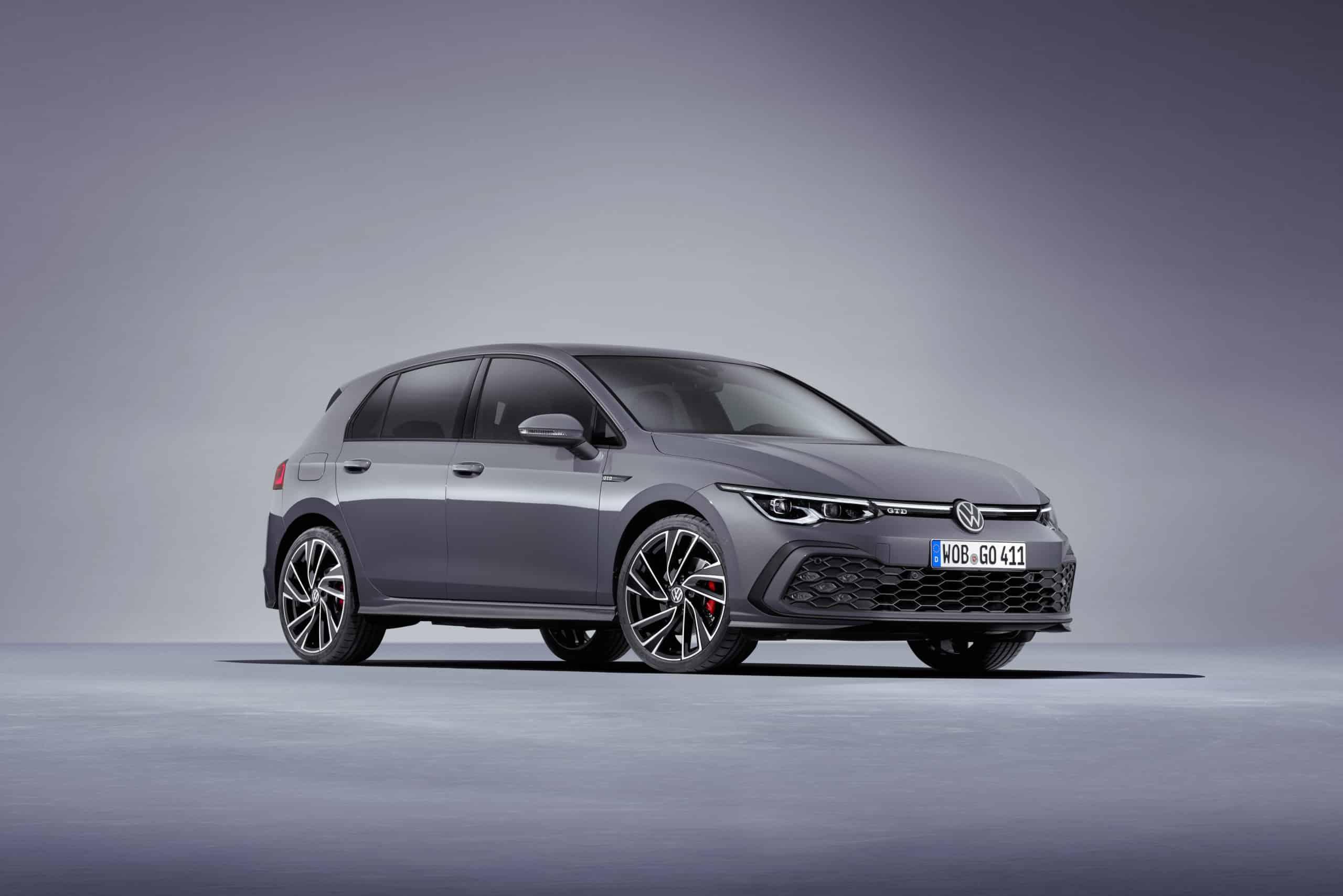 Volkswagen Golf VIII GTD