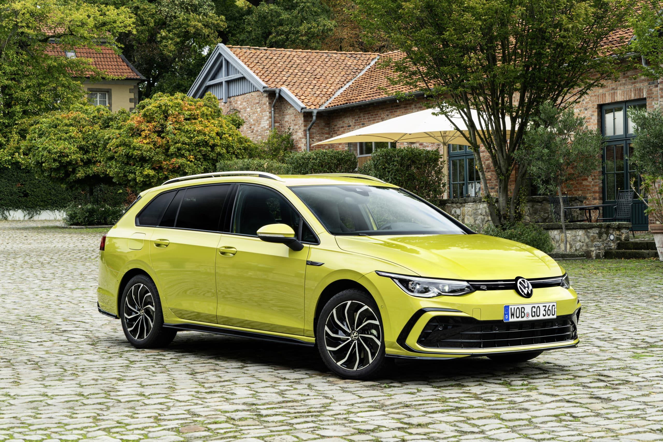 Volkswagen Golf VIII Variant