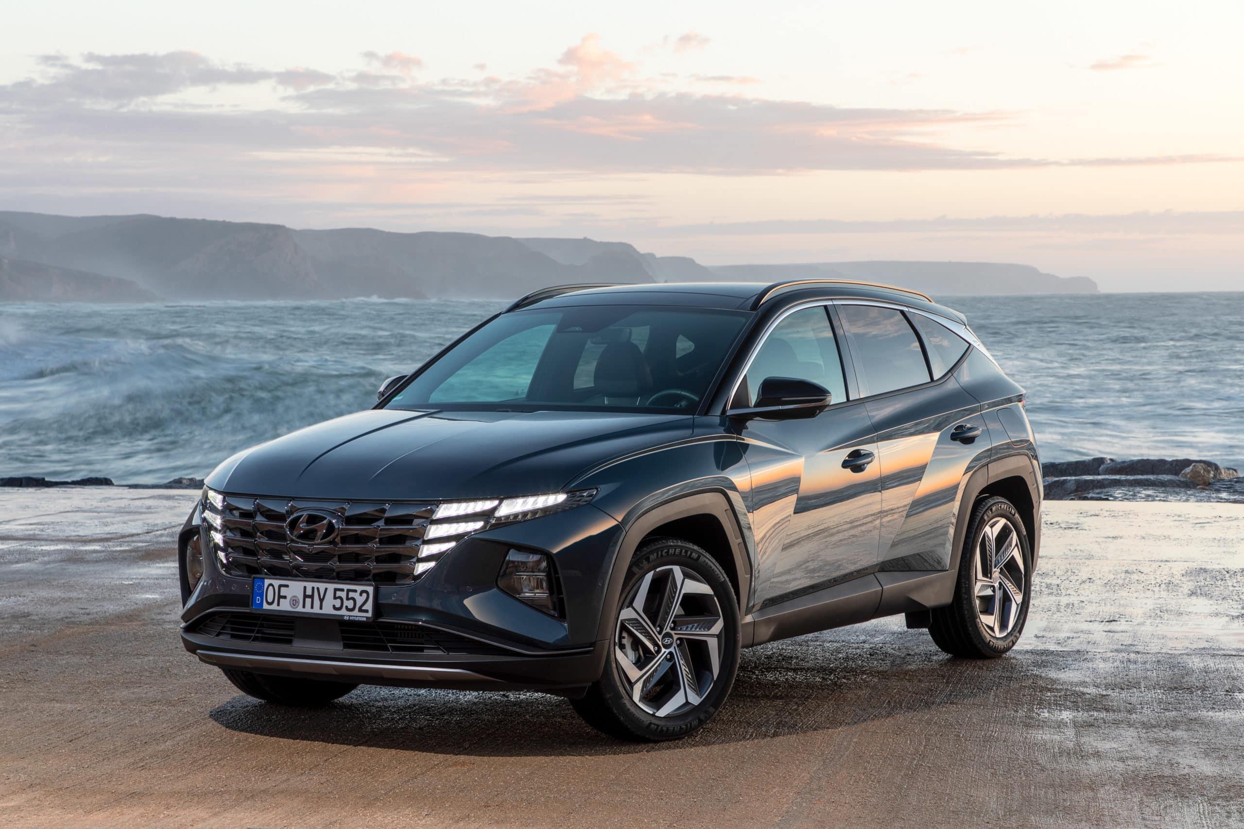 Hyundai Tucson Plug-in Hybrid 4WD
